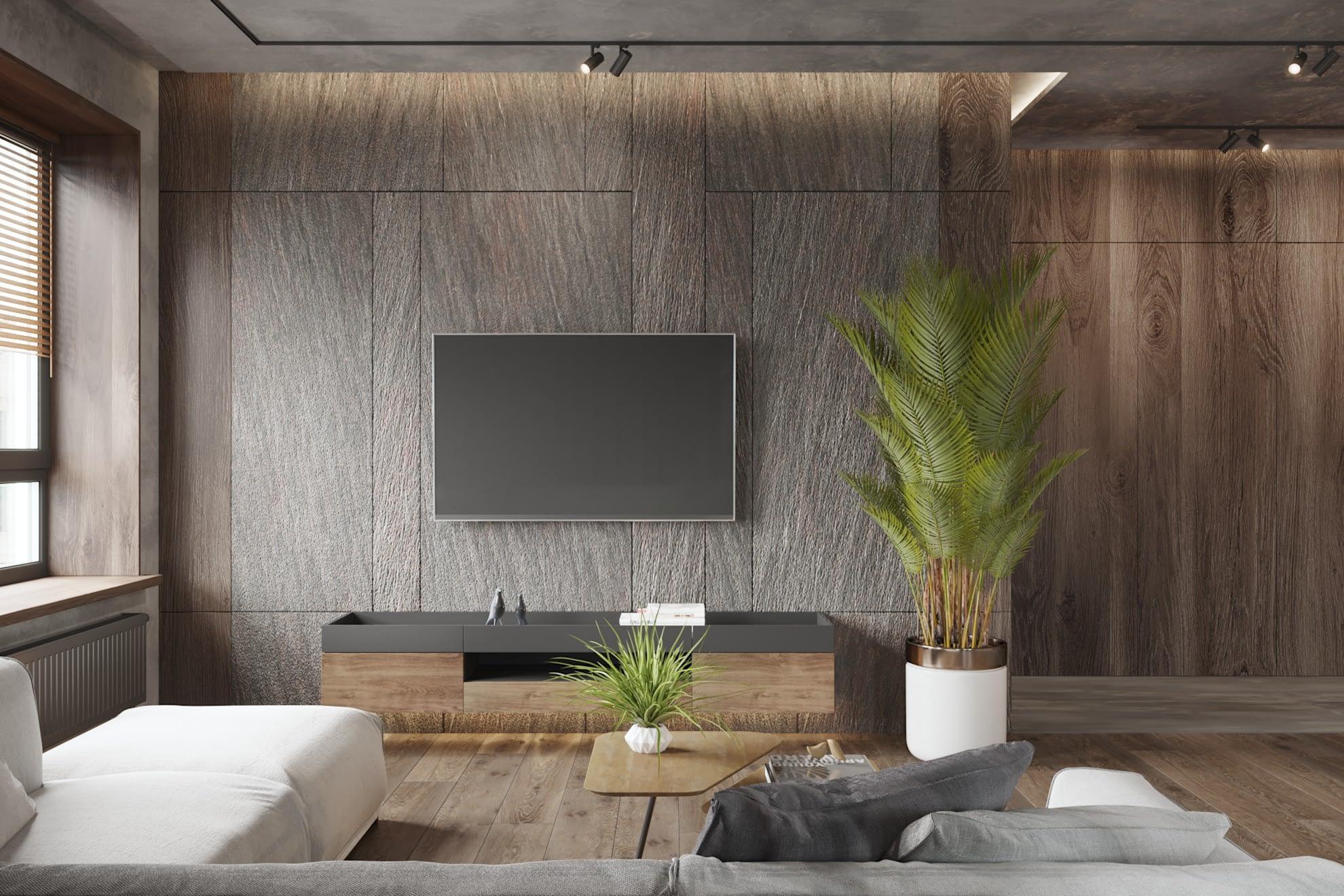 дизайн проект квартиры в ЖК Хоум от ЛавровДизайн