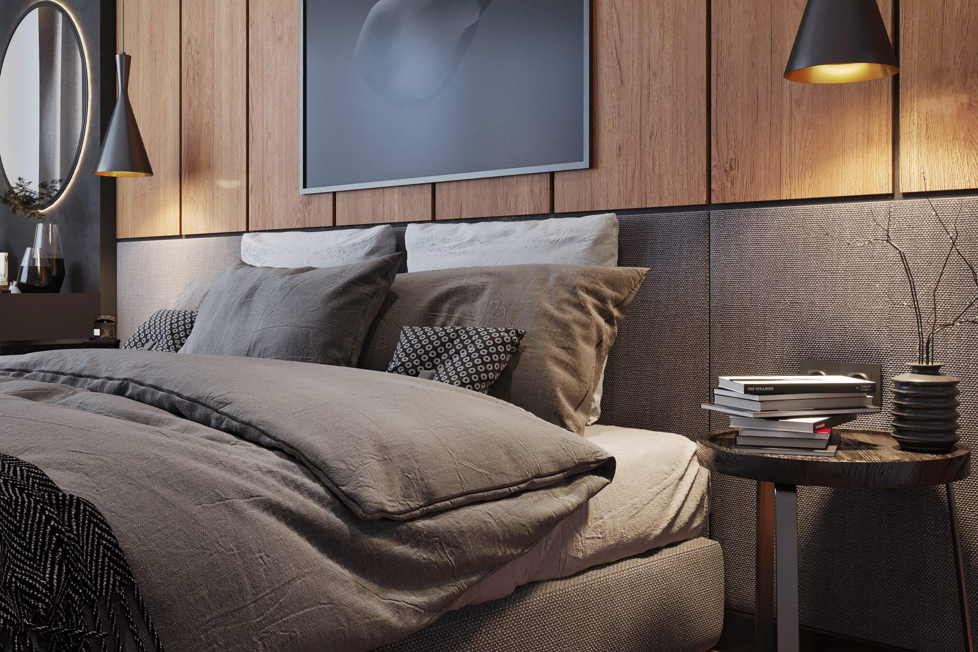 дизайн проект интерьера квартиры в ЖК Европейский квартал от Lavrov Design