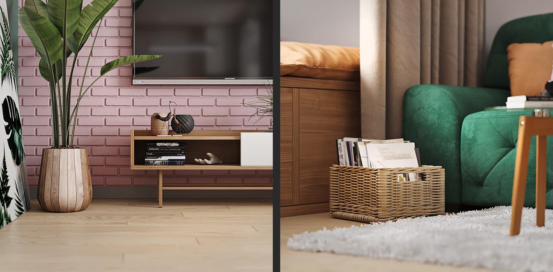 проект комнаты квартиры в ЖК София Резиденс