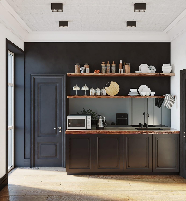 дизайн интерьера офиса в Ирпене от Lavrov Design