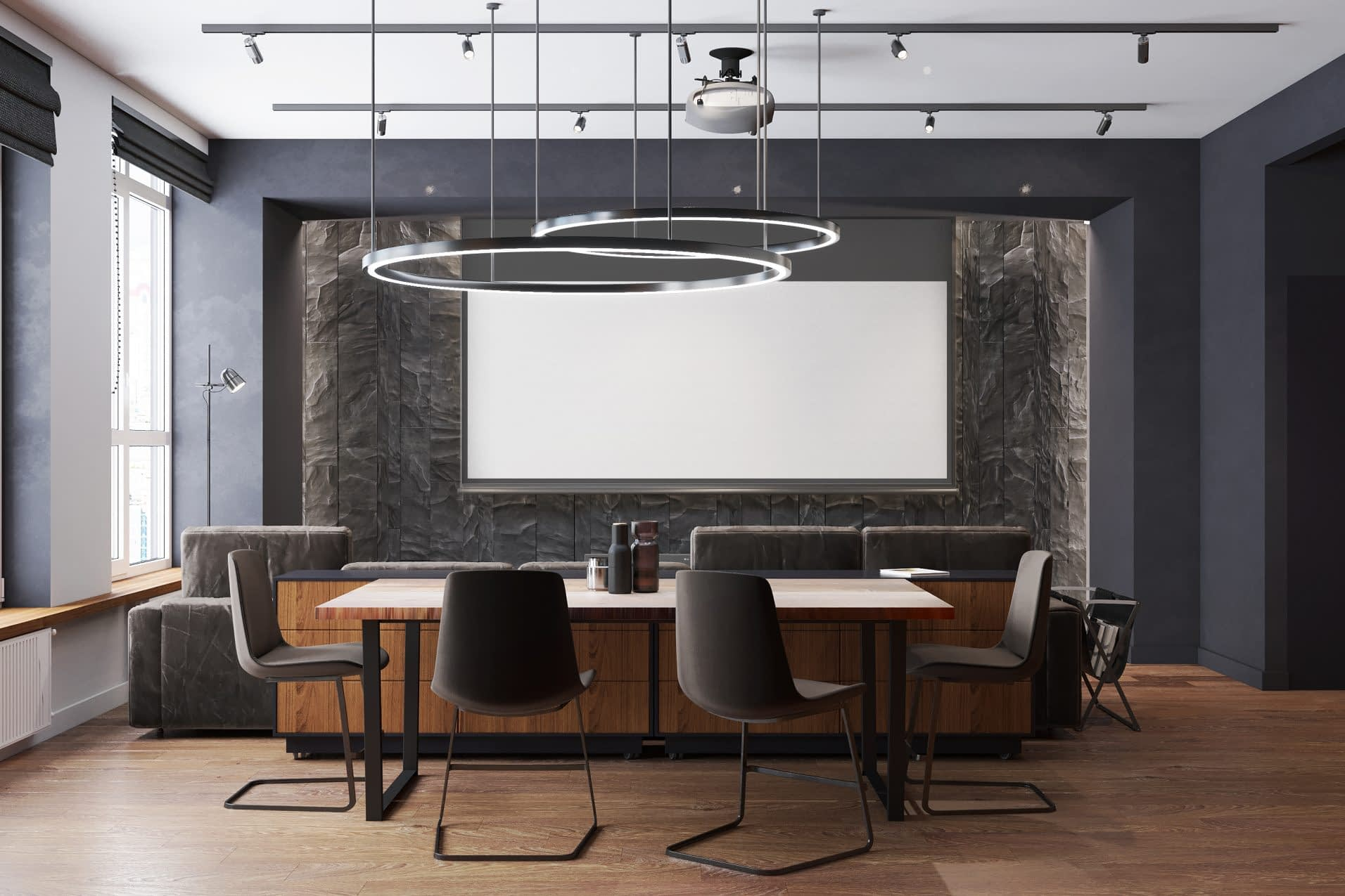 дизайн проект квартиры в ЖК Ричмонд от Lavrov Design