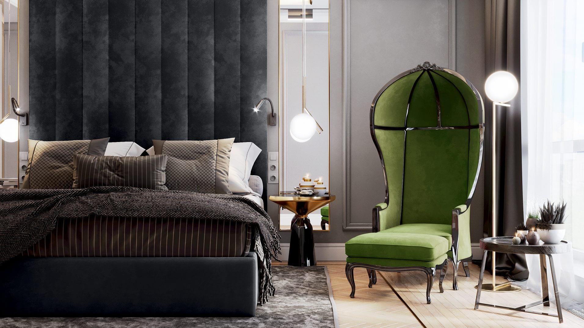 дизайн проект квартиры в ЖК Французский квартал от Lavrov Design