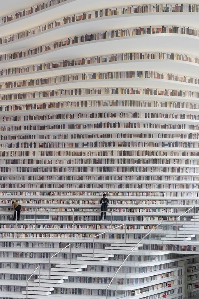 ТОП 5 необычных библиотек мира фото