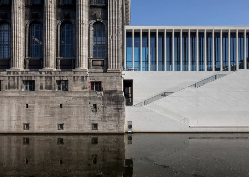 Has opened on Museum Island in Berlin photo gallery 7